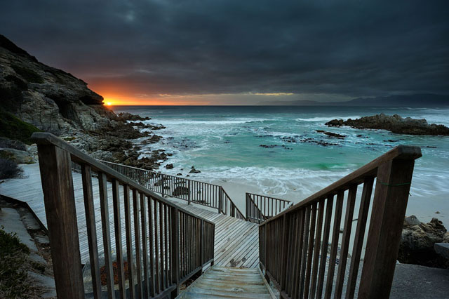 Walker Bay Balustrade | Liesell Kershoff | Photodestination
