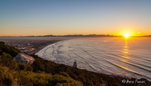 False Bay Sunrise