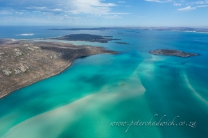 Langebaan Lagoon by wildlife and conservation photographer Peter Chadwick