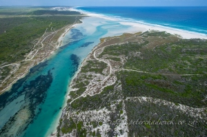 Aerial view of the heuningnes estuary by wildlife and conservation photographer Peter Chadwick.jpg