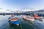 Kalk Bay Harbour Boats