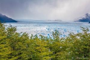 Green and Blue - Perito Moreno Glacier